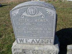 "Peter J. ""John"" Weaver"