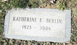 Katherine Evelyn <I>Beightol</I> Berlin