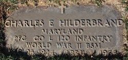 Charles E Hilderbrand