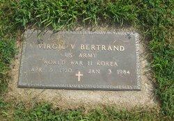 Virgil V. Bertrand