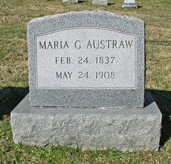Maria <I>Gibson</I> Austraw