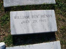 William Roy Henry
