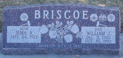 William J Briscoe