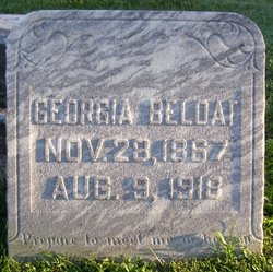 Georgia <I>Bennett</I> Beloat