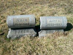 Edwin B Baker