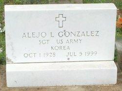 Sgt Alejo L Gonzalez