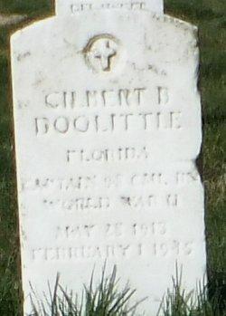 Capt Gilbert Burton Doolittle