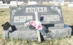 Josephine Rosalee <I>Manning</I> Andre