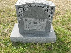 Bessie <I>Lee</I> Andrew