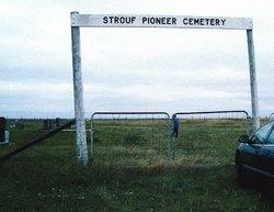 Strouf Pioneer Cemetery