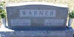 Flora D <I>Lutterbein</I> Warner