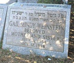 Gail Mindy <I>Sprotzer</I> Weinstein
