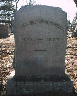 James Waterman Bowdish