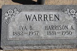 Iva B <I>Isley</I> Warren