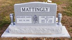 "John William ""Bill"" Mattingly"
