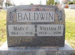 Mary Catherine <I>Reeve</I> Baldwin