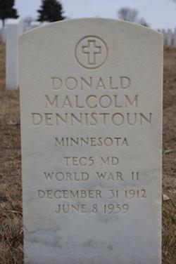 Donald Malcolm Dennistoun