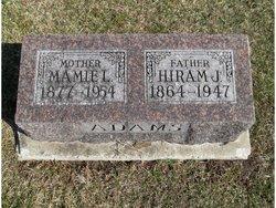"""Hiram James """"John"""" Adams"""