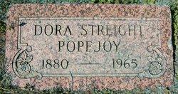 Dora <I>Tabor</I> Popejoy
