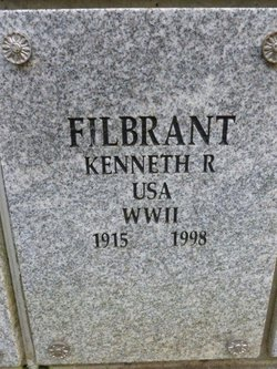 Kenneth R Filbrant