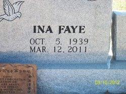 Ina Faye <I>Middleton</I> Budney