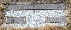 Esther Vera <I>Holman</I> Bridgewater
