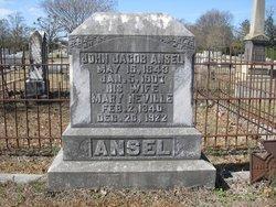 Mary <I>Neville</I> Ansel