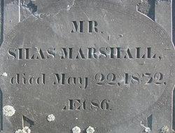 Silas Marshall