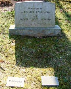 Alexander Robey Shepherd Jr.