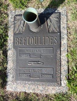 Gertrude M Beftoulides