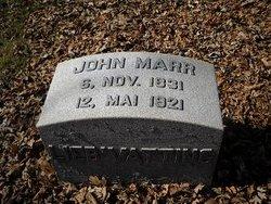 John Marr
