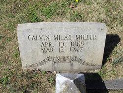 Calvin Milas Miller