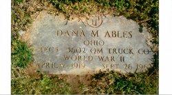 Dana M. Ables