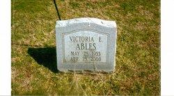 Victoria Ellen Ables