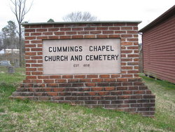 Cummings Chapel Cemetery