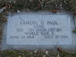 Samuel G Paul