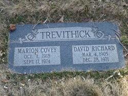 Marion <I>Covey</I> Trevithick