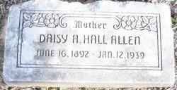 Daisy A. <I>Hall</I> Allen