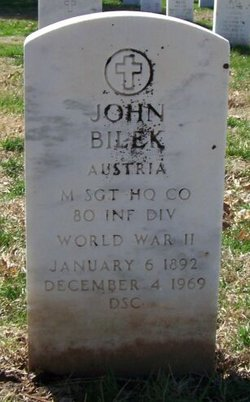 John Bilek