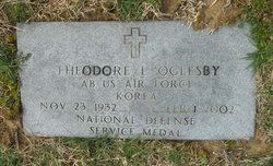 """Theodore Lee """"Ted"""" Oglesby"""