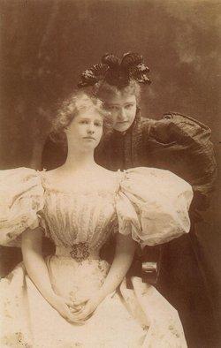 Elizabeth Virginia <I>Palmer</I> Bradfield