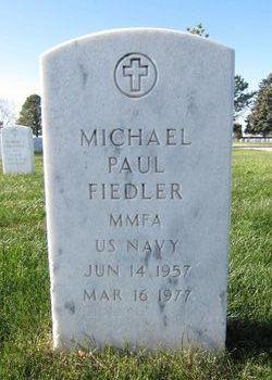 Michael Paul Fiedler
