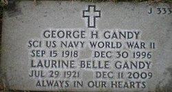 George H Gandy