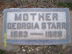 Georgia <I>Theus</I> Starr