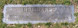 Matthew G Brubaker