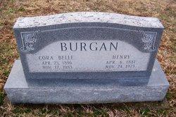Henry Burgan