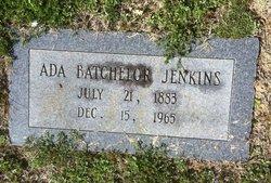 Lucy Ada <I>Batchelor</I> Jenkins