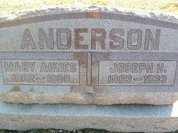 "Joseph H. ""J. H."" Anderson"