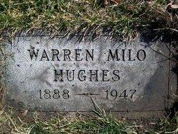 Warren Milo Hughes
