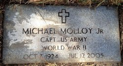 Capt Michael Molloy, Jr